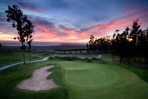 Monarch Dunes Golf Course Design