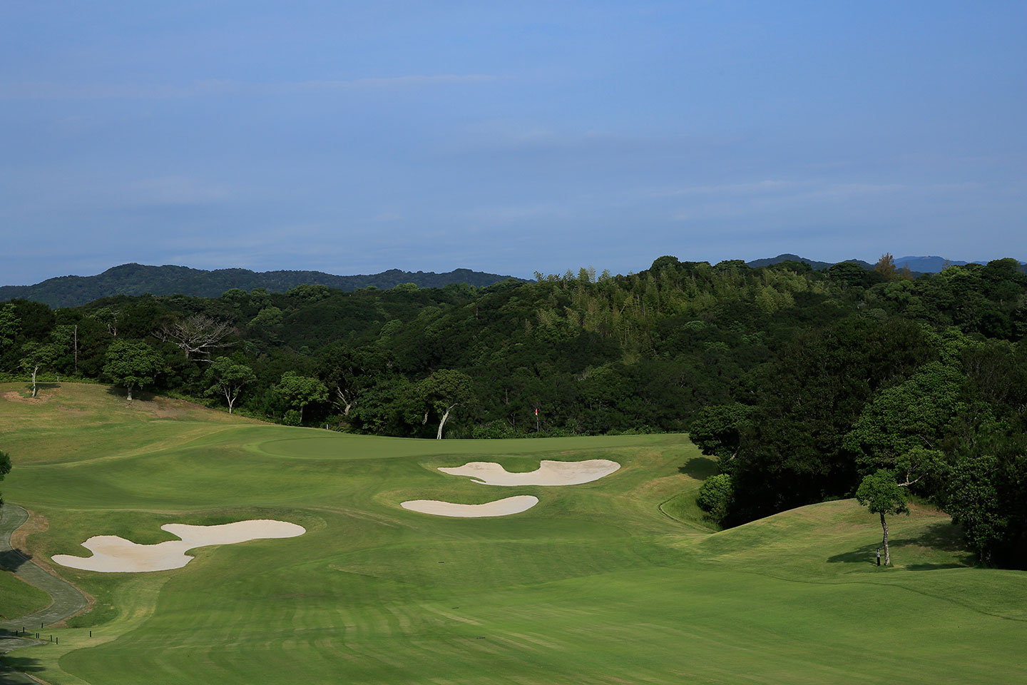 Golf Course Design Japan
